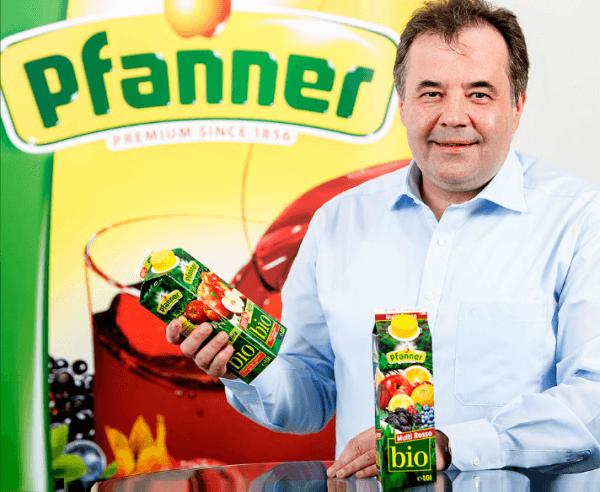 In-food 2000 Kft - a Pfanner magyar disztribútora
