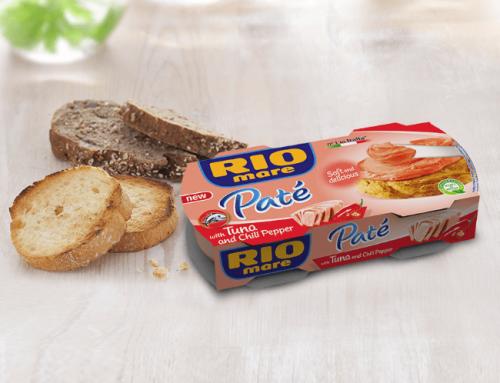 Bemutatkozik a Rio Mare Paté Soft szortiment