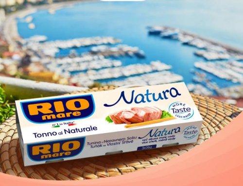 Bemutatkoznak a Rio Mare Natura termékek