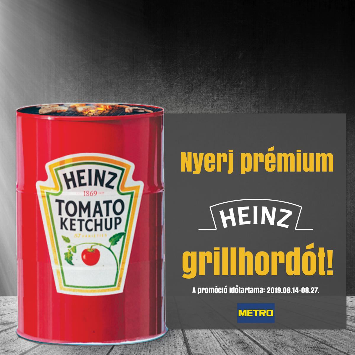 Heinz metro promo